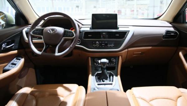 Новый кроссовер Huansu S7 на базе Saab 9-3 добрался до дилеров