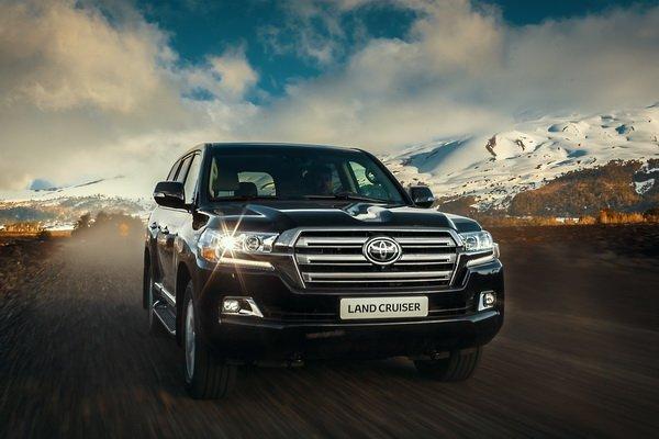 Toyota и Lexus в РФ отзывают 25 автомобилей из-за подушек безопасности