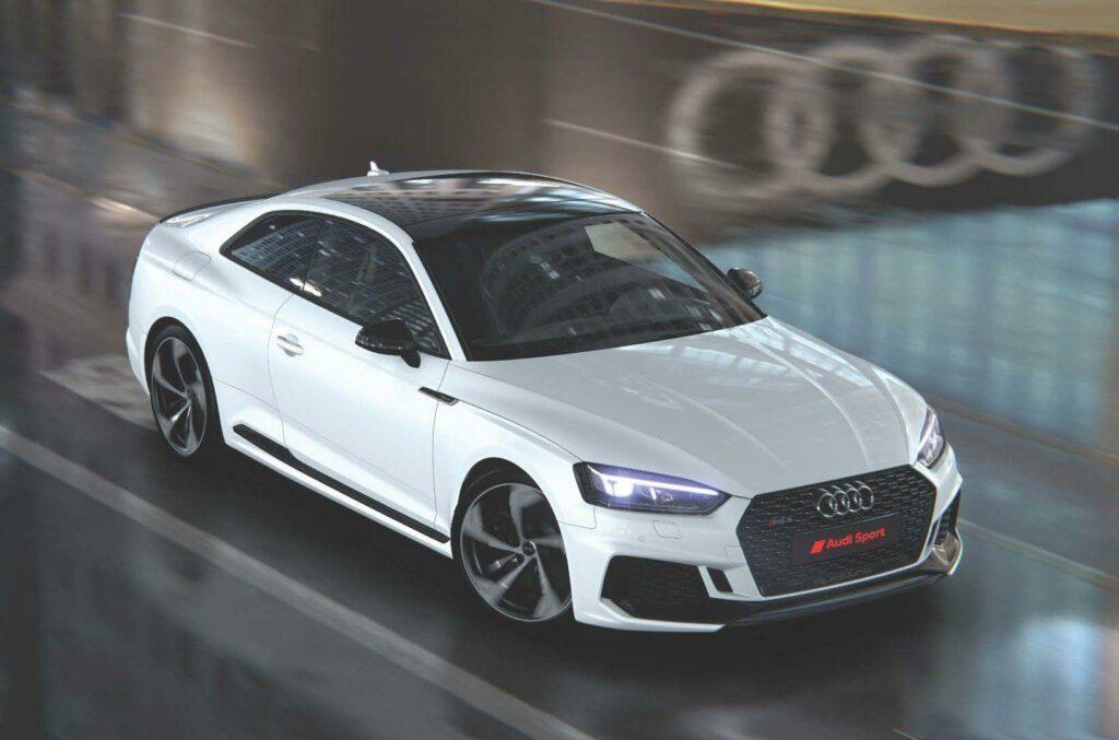 Представлена 450-сильная спецверсия Audi RS5 Sport Edition
