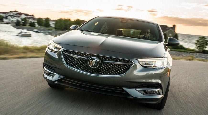Новый Buick Regal Avenir оборудовали 250-сильным мотором