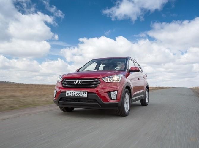 Кроссовер Hyundai Creta в России в июле получил версию Limited Edition