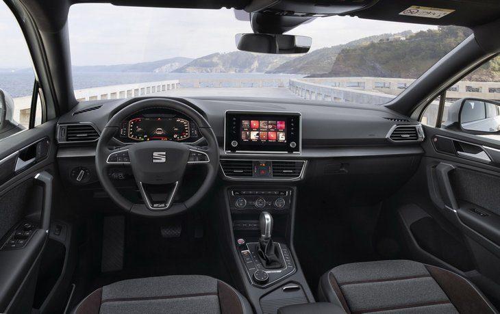 В SEAT раскрыли подробности о новом внедорожнике SEAT Tarraco