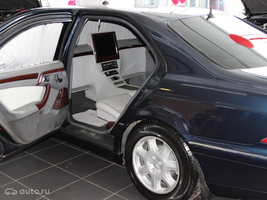 Бронированный автомобиль Путина выставили на продажу за 8,5 млн