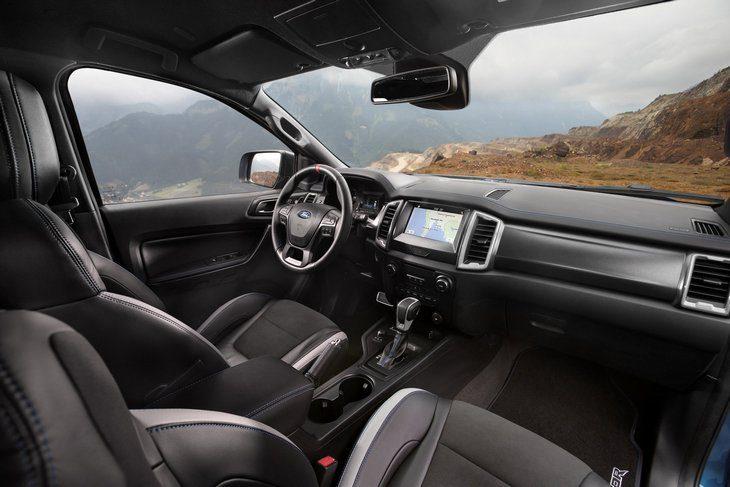 Ford вывела на европейский рынок новый Ranger Raptor