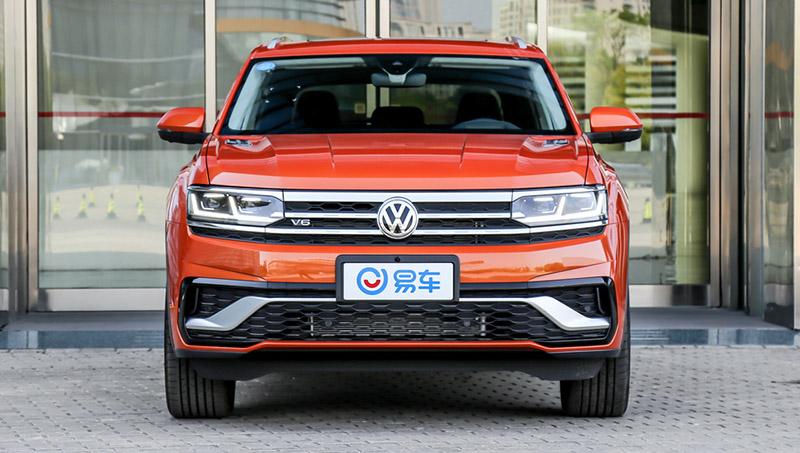 Стала известна цена кроссовера Volkswagen Teramont X