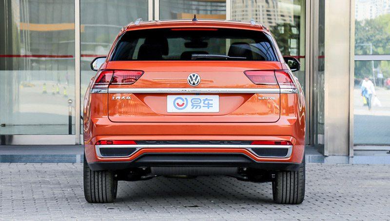 Кросс-купе Volkswagen Teramont X выйдет на рынок в конце мая