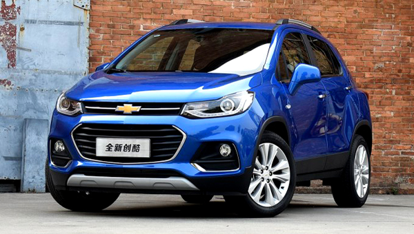 На рынке КНР стартовали продажи обновленного «клона» Opel Mokka