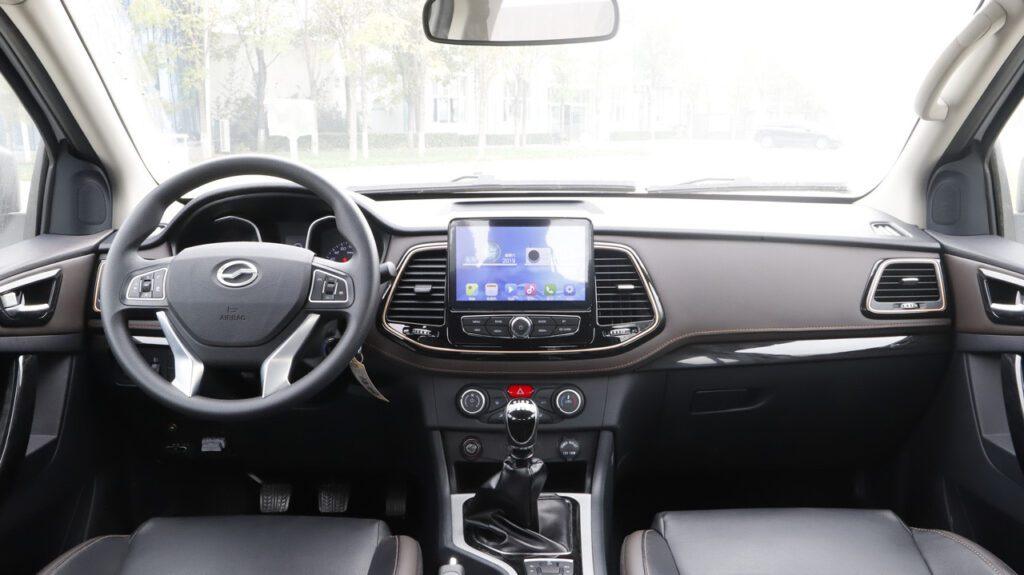 Обновленный аналог Toyota Tundra появился в продаже в Китае