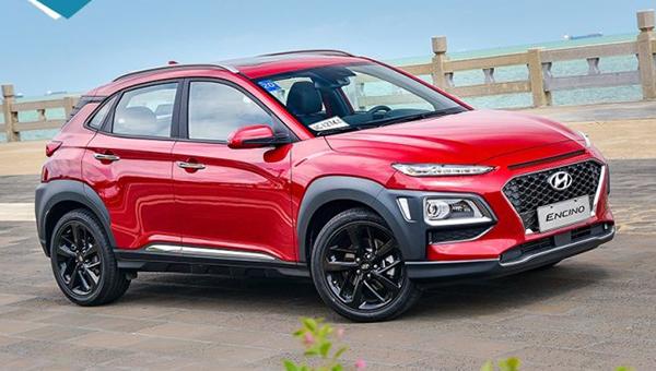 Hyundai Encino стал вторым самым популярным кроссовером бренда