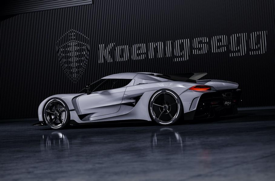 Koenigsegg представила новый гиперкар Jesko Absolut