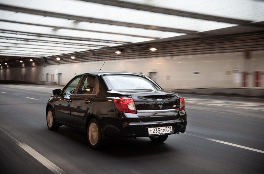 В России подорожали автомобили марки Datsun
