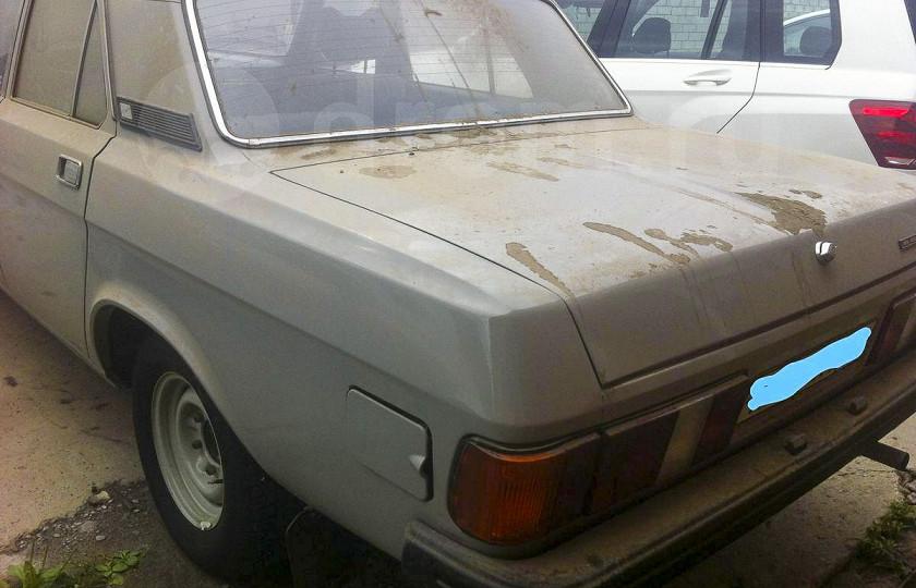 В Тюмени выставили на продажу ГАЗ-31029 «Волгу» без пробега за 1 млн рублей