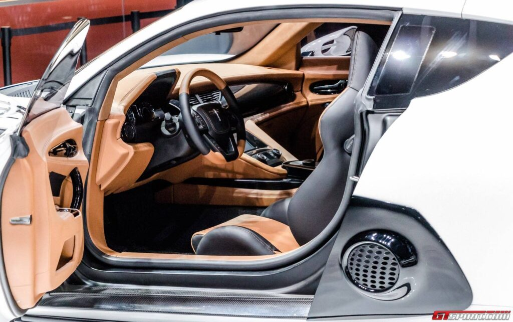 Qiantu Motor анонсировала серийное купе K50 и концепт K20