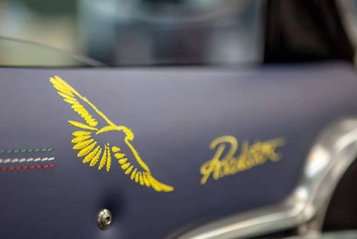 Последний экземпляр модели Pagani Huayra был назван в честь птицы