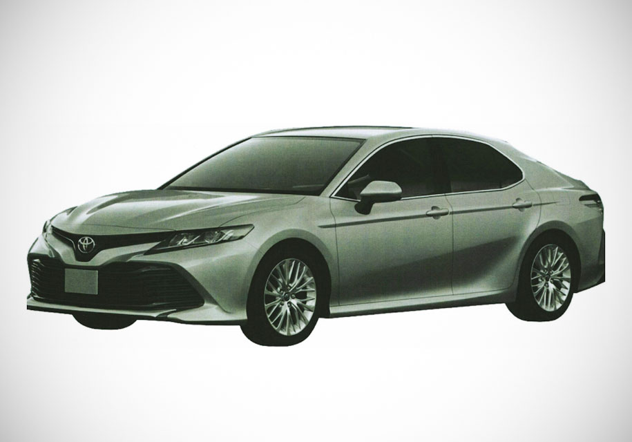 Седан Toyota Camry нового поколения в России оснастят старыми моторами