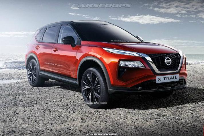 Раскрыты некоторые подробности о новом Nissan X-Trail