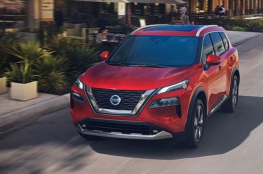 Рассекречен Nissan X-Trail нового поколения