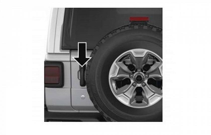 В Сети появилось руководство пользования нового Jeep Wrangler