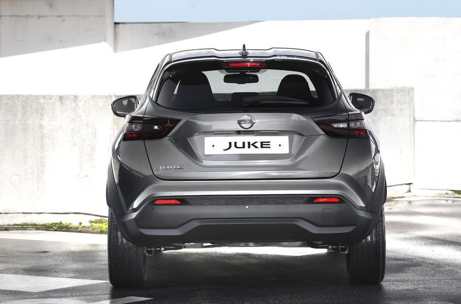Nissan презентовала специальную версию кроссовера Nissan Juke Enigma