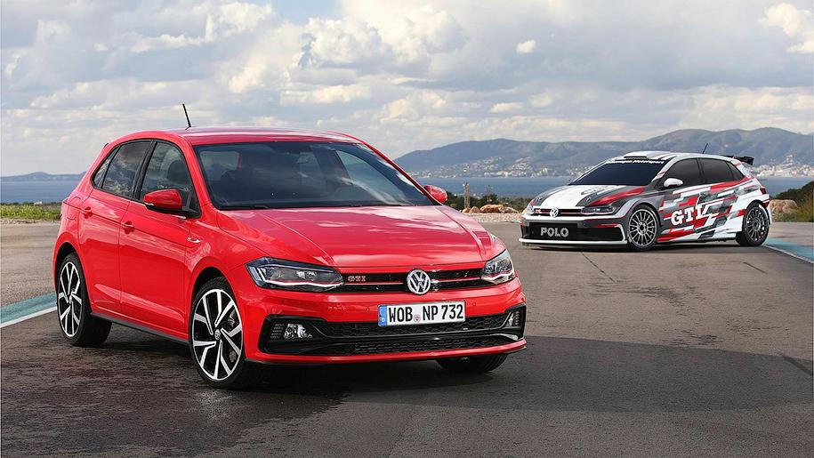 Компания Volkswagen представила раллийный хэтчбэк Polo GTI R5