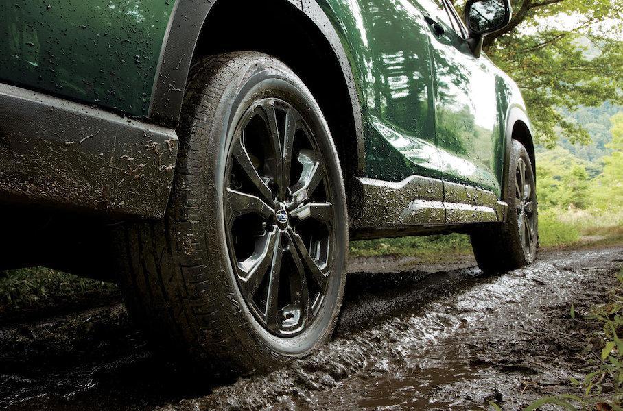 Subaru Forester получил версию X-Edition для бездорожья