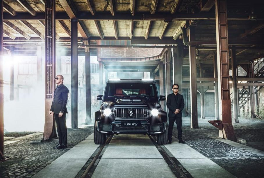 Brabus начал выпускать бронированные Mercedes-Benz G-Class