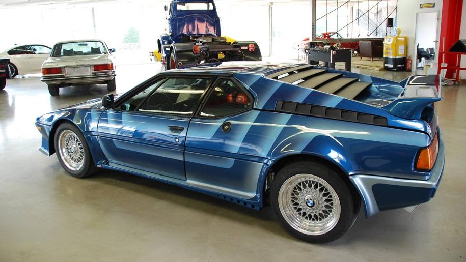 Редчайший BMW M1 выставлен на продажу за $930 тысяч