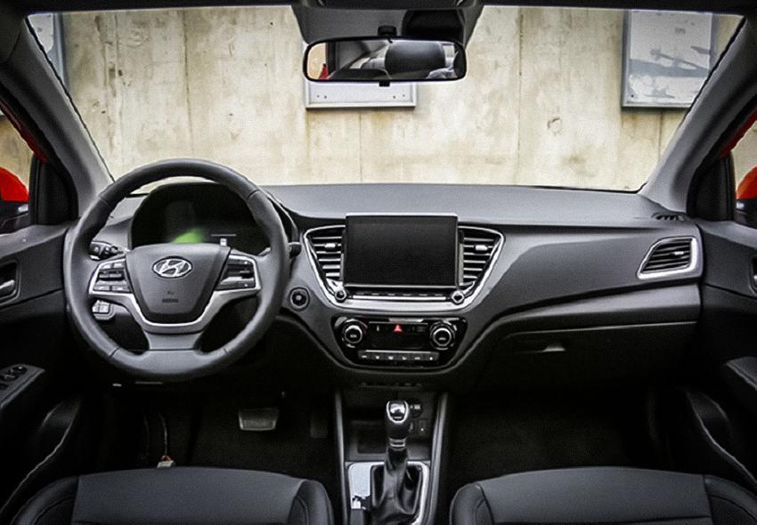 Начались продажи рестайлингового седана Hyundai Solaris