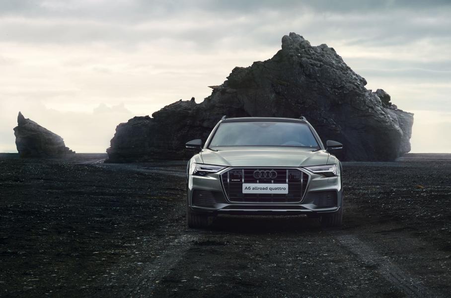 Audi представила в РФ юбилейную версию Audi A6 allroad quattro