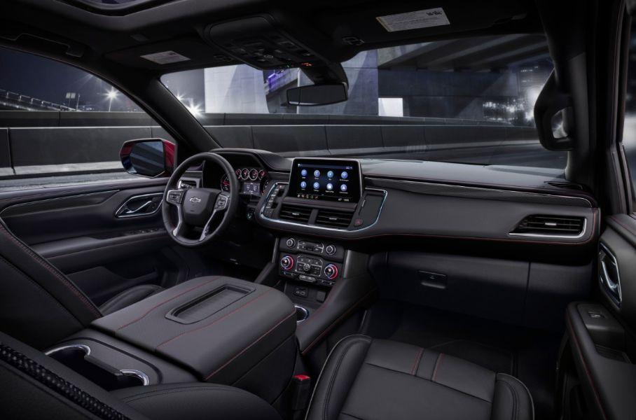 Chevrolet начал продажи нового внедорожника Tahoe на российском рынке