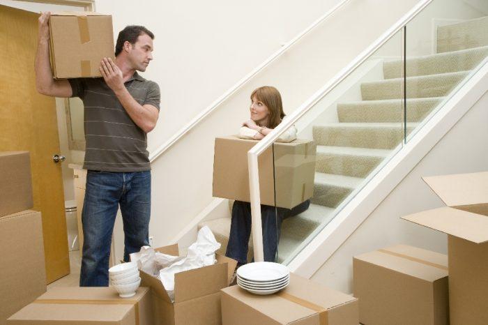 Как перевезти вещи в новую квартиру не потратив много времени и денег