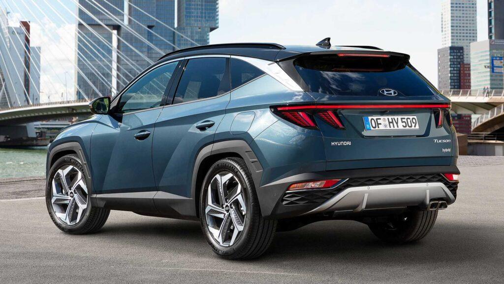 Hyundai в России получила ОТТС на кроссовер Hyundai Tucson нового поколения