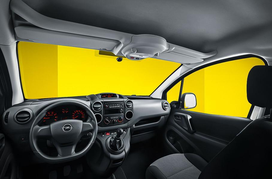 В РФ стартовал приём заказов на фургон Opel Combo Cargo российской сборки