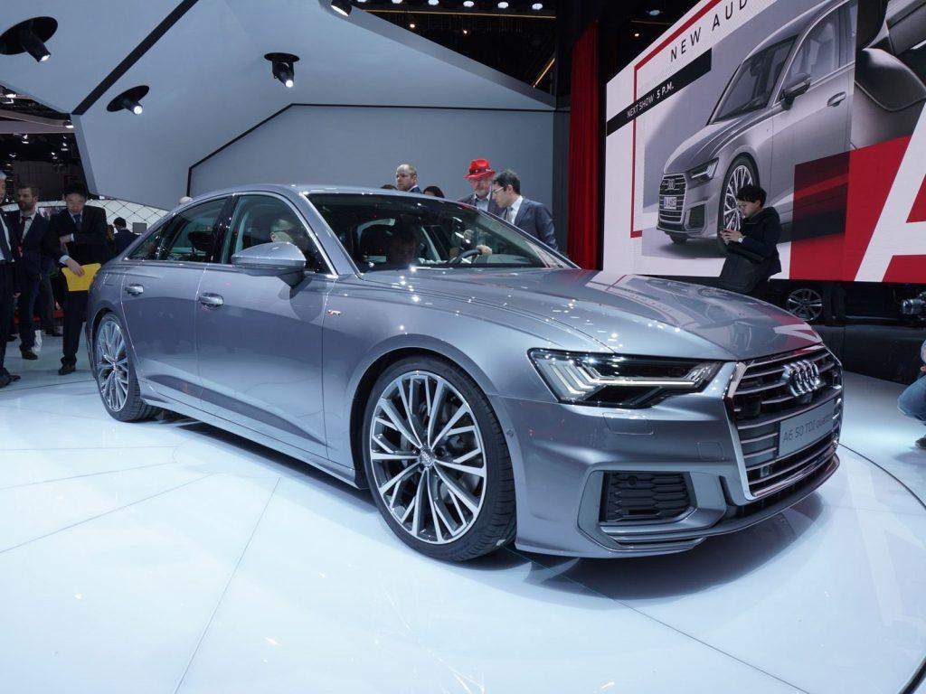 Audi сертифицировала новый Audi A6 для РФ только с 340-сильным мотором