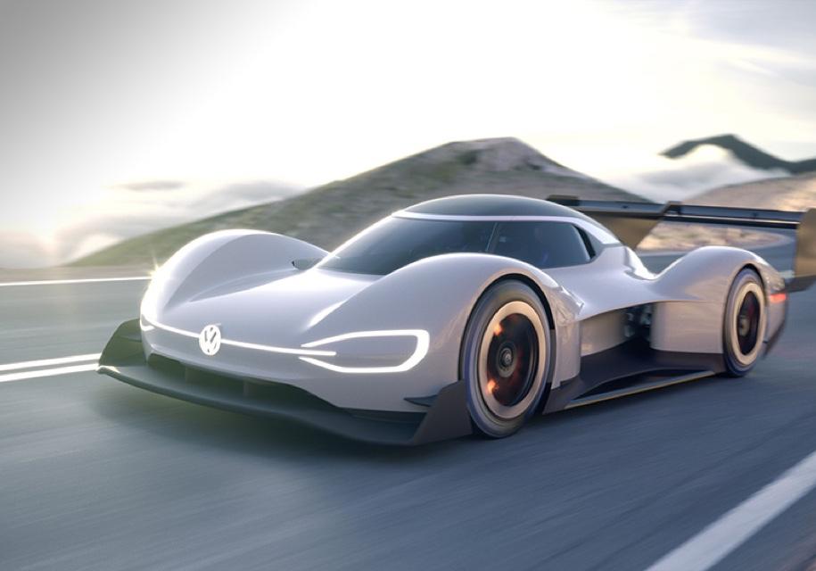 Гоночный прототип спорткара Volkswagen I.D. R Pikes Peak покажут 22 апреля