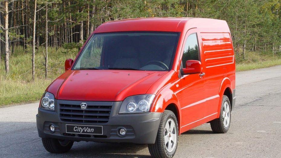 В Сети рассекретили изображения будущего легкового фургона ГАЗ NEXT