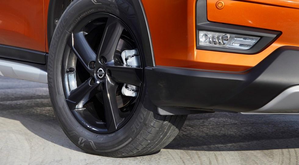 Обновленный кроссовер Nissan X-Trail получил новую версию