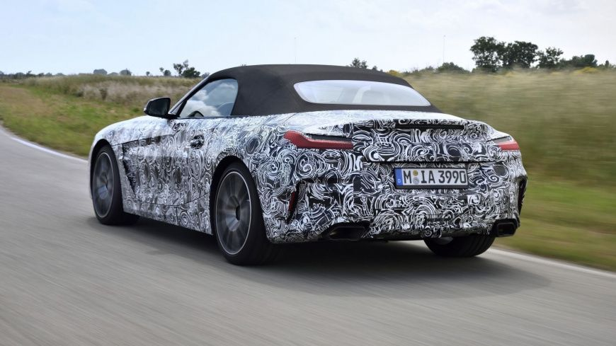 В BMW анонсировали презентацию новой модели в конце августа