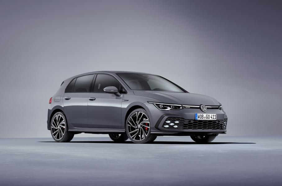 Новый Volkswagen Golf GTI представили официально