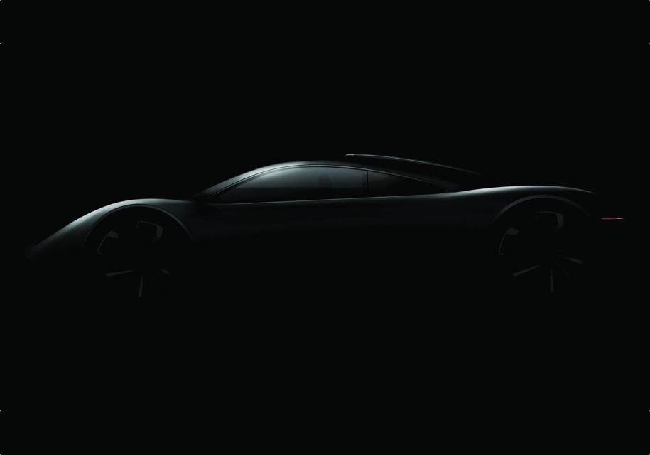 Суперкар с «совершенной аэродинамикой» анонсировал создатель McLaren F1