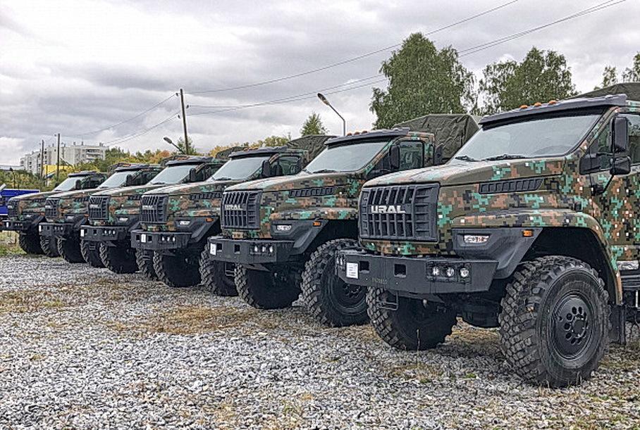 Полиция Филиппин получила грузовики «Урал»