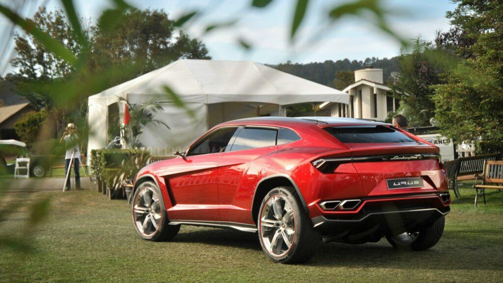 Новый Urus обеспечил Lamborghini рекордные продажи
