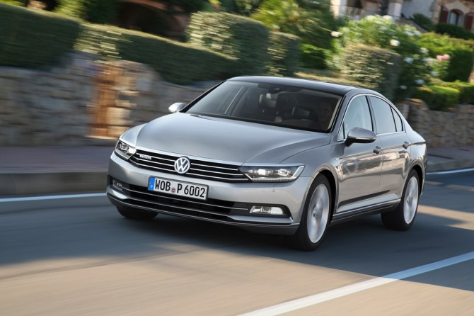Volkswagen в России начал прием заказов на спецверсию Passat