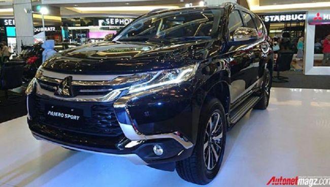 Mitsubishi Pajero Sport получил лимитированную версию Rockford