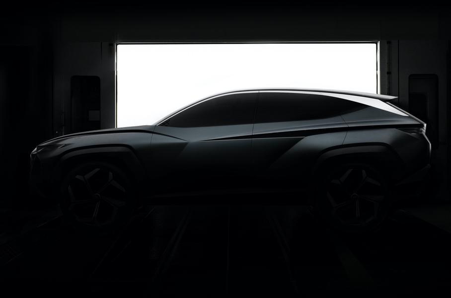 Hyundai анонсировала премьеру городского кроссовера будущего