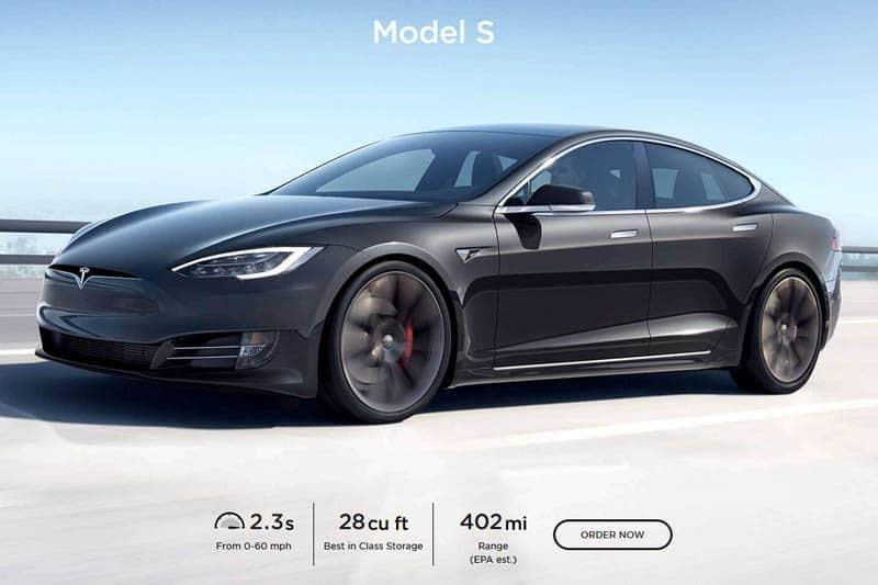 Доработанная Tesla Model S поразила своим запасом хода