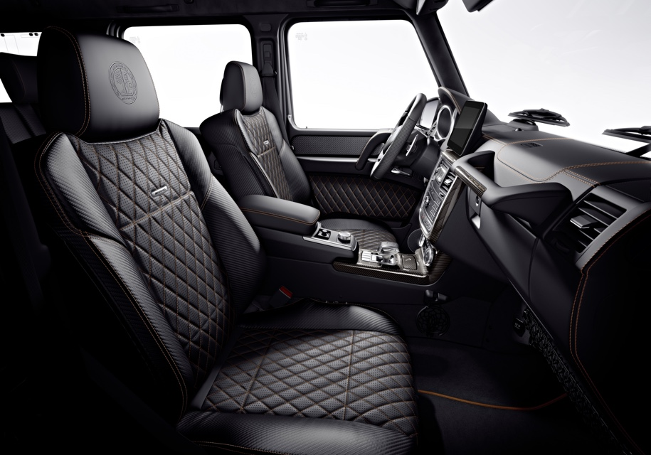 Mercedes-Benz представил прощальную версию Mercedes G 65 AMG