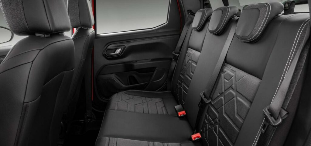 Fiat представил новый компактный пикап Fiat Strada