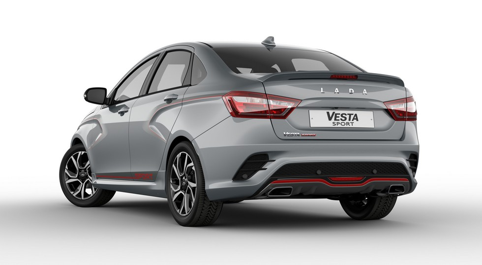 АвтоВАЗ представил спортивную версию Lada Vesta