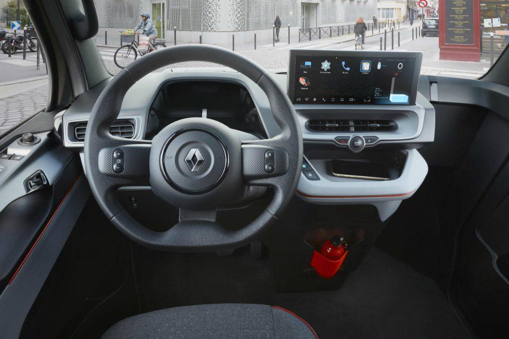 Компания Renault рассекретила квадратный фургон EZ-Flex